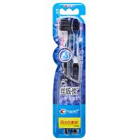 【宝洁】佳洁士丝绒炭护龈牙刷两支优惠装