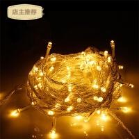 LED闪灯串灯满天星 圣诞树节日房间卧室装饰防水工程灯浪漫小彩灯SN1787