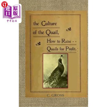 【中商海外直订】Culture of the Quail