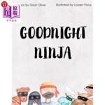【中商海外直订】Goodnight Ninja