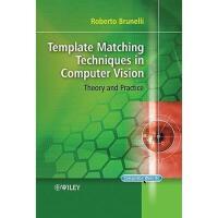 【预订】Template Matching Techniques in Computer Vision: Theory