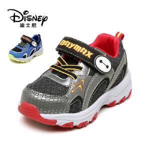 【达芙妮超品日 2件3折】鞋柜/迪士尼童鞋儿童男童网面运动鞋