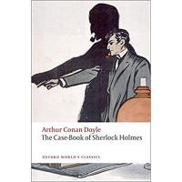 英文原版 福��摩斯探案集(牛津世界�典) The Case-Book of Sherlock
