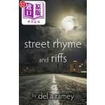 【中商海外直订】Street Rhyme and Riffs