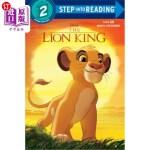 【中商海外直订】The Lion King Deluxe Step Into Reading (Disney the