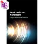 【中商海外直订】Semiconductor Nanolasers