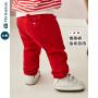 【每满299元减100元】迷你巴拉巴拉婴儿裤子男女宝宝运动长裤2019秋装新款休闲慢跑裤
