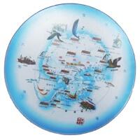 【TH】南极洲地图(鼠标垫) 姚维娜 中国地图出版社 9787503163784