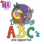 【中商海外直订】Ziggi and Moze Present Abc's and Opposites