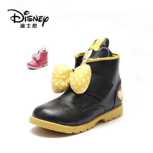 鞋柜/迪士尼童鞋儿童雪地靴秋冬中小童保暖
