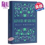 【中商原版】惠特曼:草叶集 英文原版 Alma Classics: Leaves of Grass 诗歌 Whitma