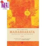 【中商海外直订】The Complete Mahabharata