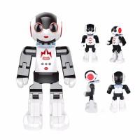 智能机器人2842手掌感应无线遥控语音可编程跳舞充电电动玩具 2842手掌感应机器人