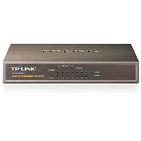 TP-LINK TL-SF1008P 8口百兆非网管PoE交换机