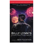 Billy Lynn's Long Halftime Walk 半场无战事 英文原版
