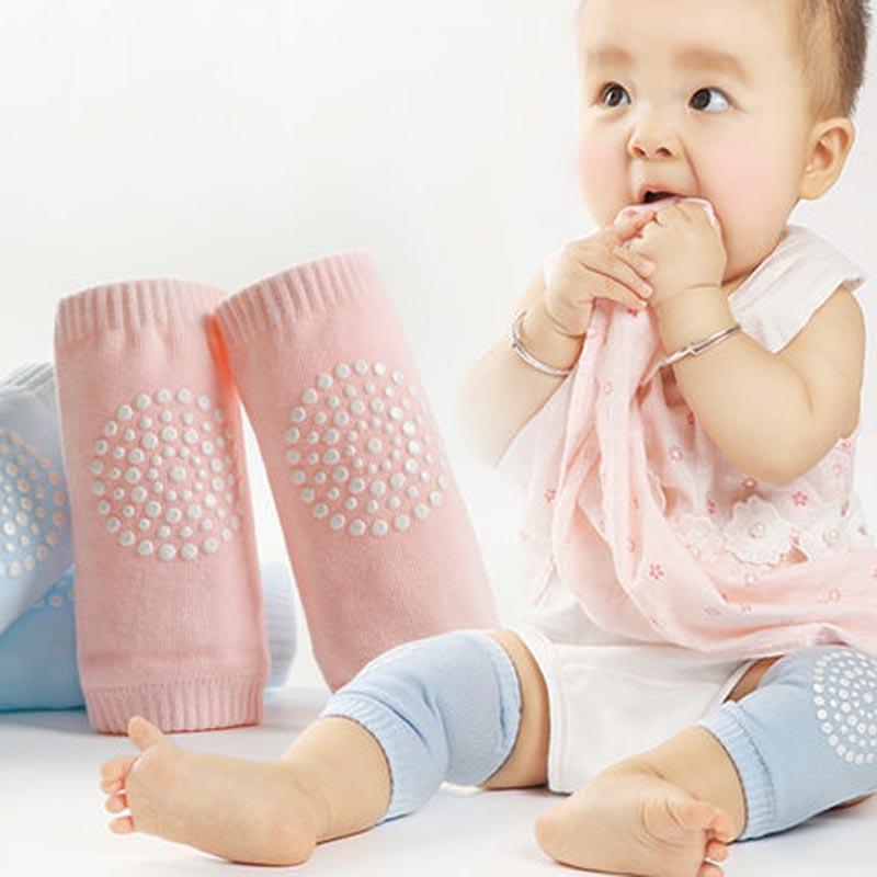 婴儿防摔防滑爬行儿童宝宝护膝新生儿男童女童四季款