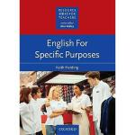 【预订】English for Specific Purposes Y9780194425759
