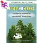 【中商海外直订】Winnipesaukee Cuisine presents: Hungry for Summer -