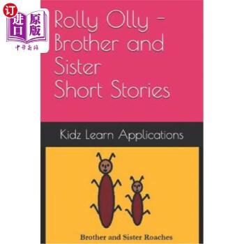 【中商海外直订】Rolly Olly - Brother and Sister Short Stories