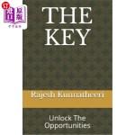 【中商海外直订】The Key: Unlock The Opportunities