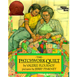 【预订】The Patchwork Quilt