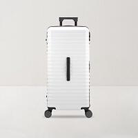【领40元礼券】网易严选 28寸巨能装纯PC拉杆箱出差旅行收纳行李箱