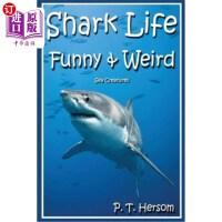 【中商海外直订】Shark Life Funny & Weird Sea Creatures: Learn with