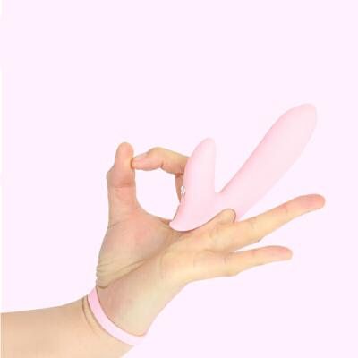 女用自慰器手指套情趣性用品便携跳蛋夫妻房事按摩器手指震动套夫妻情趣用品性玩具