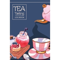 【预订】Tea Tasting Log Book: Keep Track In This Personal Diary
