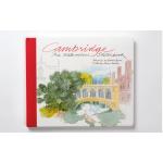 现货包邮 英文原版Cambridge: The Watercolour Sketchbook剑桥水彩手绘写生手稿画册
