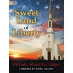 【预订】Sweet Land of Liberty: Patriotic Music for Organ