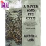 【中商海外直订】A River and Its City: The Influence of the Quequech