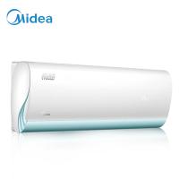 美的(Midea)空调 大1p匹 KFR-26GW/WXDN8A1@极酷 变频挂机家用 一级能效 冷暖调节 卧室壁挂式