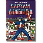 【预订】The Little Book of Captain America 9783836567831