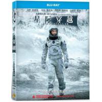 电影 星际穿越 蓝光碟 2BD50 正版蓝光DVD 克里斯托弗・诺兰