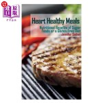 【中商海外直订】Heart Healthy Meals: Nutritional Benefits of Super