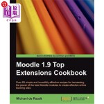 【中商海外直订】Moodle 1.9 Top Extensions Cookbook