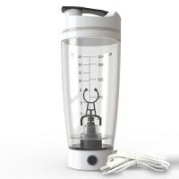 家居康宝莱奶昔杯摇摇杯健身运动水杯蛋白粉摇杯自动电动搅拌杯带刻度