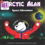 【中商海外直订】Arctic Alan: Space Adventure