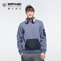 【NU】【过年不打烊】诺诗兰新款男士户外时尚潮流休闲针织外套KL065508