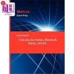 【中商海外直订】Exam Prep for Calculus by Anton, Bivens & Davis, 7t