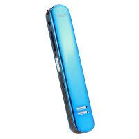 飞利浦录音笔VTR5200微型专业高清超远距降噪声控MP3特价扩展内存录音笔