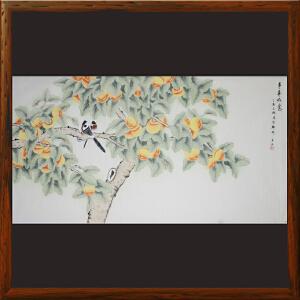 1.8米《事事如意》于玉江ML1570 泰山画院常务院长 一级美术师 学院派