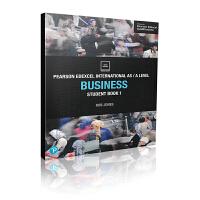 爱德思考试教材 Edexcel International A Level Business Student Book 1 学生用书