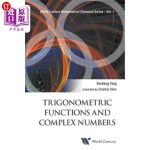 【中商海外直订】Trigonometric Functions and Complex Numbers: In Mat