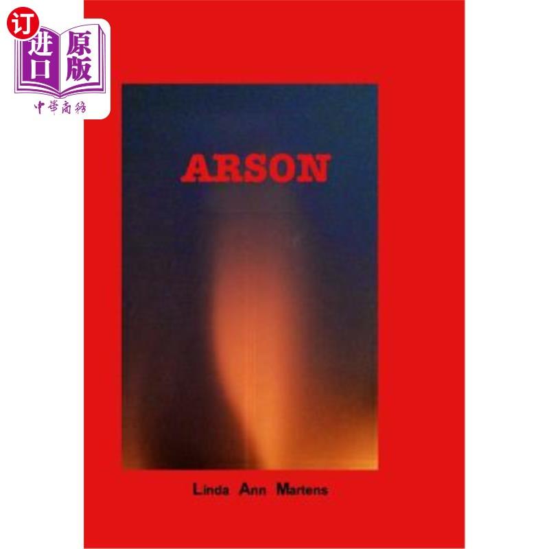 【中商海外直订】Arson
