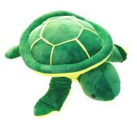 可爱小乌龟玩偶毛绒玩具创意搞怪抱枕公仔布娃娃生日礼物女生儿童节创意礼物 绿色 短毛绒款