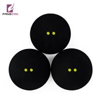 FANGCAN 方灿 壁球球比赛用球双黄点超慢速 壁球拍专业练习训练球