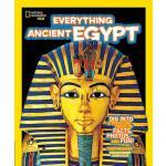 【预订】National Geographic Kids Everything Ancient Egypt Dig I