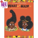 【中商海外直订】What can our hair do?: A fun and educational Childr